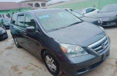 Foreign Used Honda Odyssey 2008 Model Gray