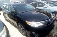 Direct Tokunbo Toyota Camry 2012 Model