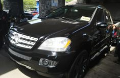 Tokunbo 2008 Mercedes-Benz ML350 for sale