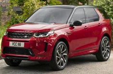 2020 Land Rover Discovery Sport arrives in Nigeria with latest car technologies