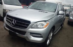 Clean Foreign Used 2013 Mercedes Benz Ml350