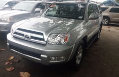 Very Clean Foreign Used 2005 Toyota 4RUNNER