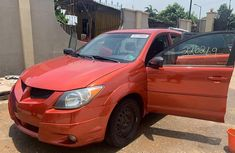 Tokunbo Foreign Used Pontiac Vibe 2006 Model