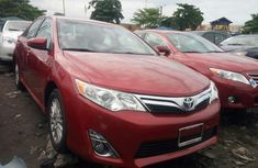 Very Sharp Foreign Used 2013 Model Toyota Camry