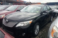 Full Customs Duty Paid Tokunbo 2008 Model Toyota Camry
