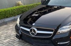 Very Clean 2012 Model Mercedes-Benz CLS Black Automatic Foreign Used
