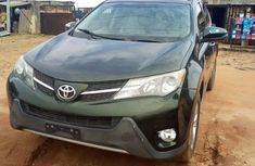 Super Clean Foreign Used Toyota RAV4 2015 Model