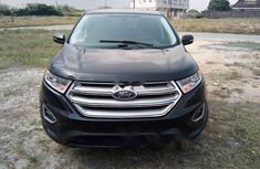 Foreign Used Ford Edge 2015 Model Black