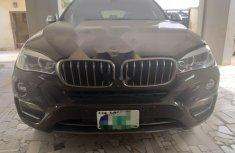 Nigeria Used BMW X6 2017 Model Black