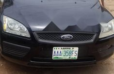 Nigeria Used Ford Focus 2006 Model Black
