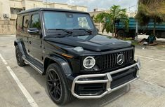 Foreign Used 2019 Black Mercedes-Benz G63 for sale in Lagos