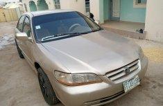 Naija Used Honda Accord 2002 model