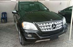 Fairly Used Mercedes-Benz ML350 2009 Model for sale