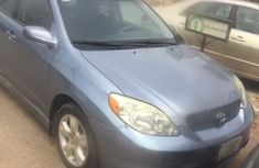 Well Maintained Naija Used 2005 Model Toyota Matrix for sale
