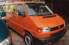 Tokunbo Orange 2000 Volkswagen Transporter for sale