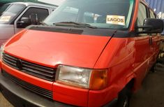 Very Clean 2000 Volkswagen Transporter for sale