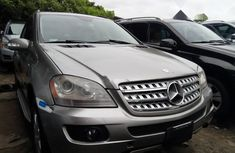 Foreign Used 2007 Dark Grey Mercedes-Benz ML350 for sale in Lagos