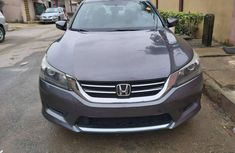 2013 Honda Accord Gray Automatic Foreign Used