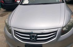 2011 Honda Accord Silver Automatic Foreign Used