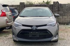 Super Clean & Sound Foreign Used Toyota Corolla 2017 Model