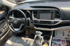 Clean and Sound 2015 Toyota Highlander for Sale Direct Tokunbo