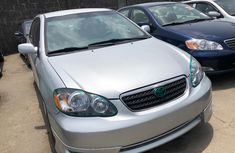 Very Neat Foreign Used Toyota Corolla 2006 Model