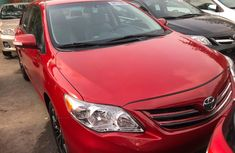 Very Clean and Sound Foreign Used Toyota Corolla 2013 Model