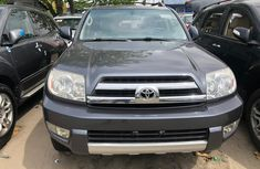 Foreign Used Toyota 4Runner 2005 Model