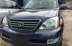 Foreign Used Lexus GX 470 2005 Model