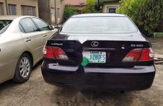 Nigerian Used 2005 Lexus ES for sale