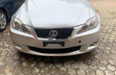 Direct Tokunbo 2010 Model Lexus IS for sale