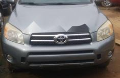 Foreign Used 2008 Grey Toyota RAV4 for sale in Lagos.