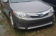 Foreign Used 2012 Grey Toyota Camry for sale in Lagos.