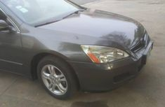 Naija Used Honda accord (Discussion Continues) 2007 Model