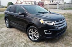 Foreign Used Ford Edge 2015 Model for Sale