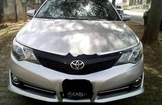 Toyota Camry 2013 Model for sale Clean Naija Used