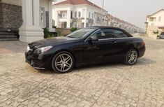 Tokunbo 2016 Model E400 Mercedes Benz Coupe up for sale