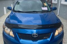Direct Toks 2009 Model Toyota Corolla XRS for Awuuf price