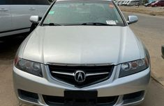 Foreign Used 2006 Silver Acura TSX for sale in Oyo.