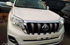 Tokunbo Toyota Land Cruiser Prado 2016 Model White