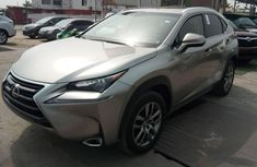 Clan Foreign Used Lexus NX 2016 Model