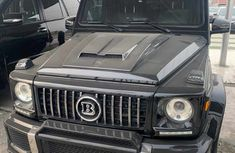 Distress Sales! 2014 Model Mercedes-Benz Brabus Gwagon AMG for sale