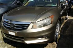 Foreign Used Honda Accord 2008 Model Gold