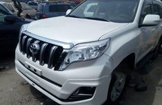 Foreign Used 2019 White Lexus GX for sale in Lagos.