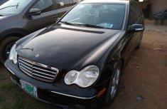 Naija Used Mercedes-Benz C350 2006 Model