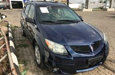Foreign Used 2004 Dark Blue Pontiac Vibe for sale in Lagos.