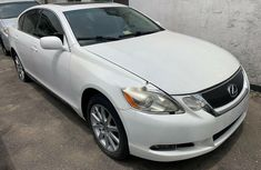 Very Clean Used Lexus GS 2008 Model