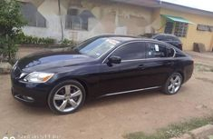 Direct Tokunbo Lexus GS 2008 Model
