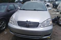 Direct Tokunbo 2003 Toyota Corolla for sale
