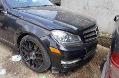 Mercedes Benz C350 2013 Model Tokunbo America spec